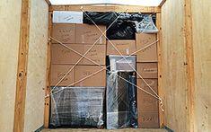 Pods vous donne quelque conseils comment faciliter l'emballage et le chargement de vos biens dans nos conteneurs