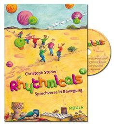 Rhythmicals: Sprechverse in Bewegung Buch incl. CD: Amazon.de: Christoph Studer: Bücher