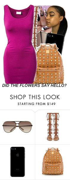 """""""✨"""" by trxp-trxll ❤ liked on Polyvore featuring Michael Kors, MCM and VILA"""