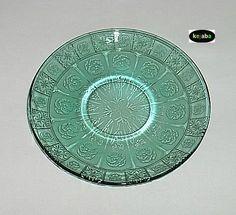 Kejaba Treasures Store - Depression Glass Pattern Display