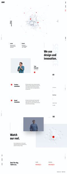 Four Web Design Philosophies to Keep in Mind Website Design Inspiration, Site Vitrine, Modern Web Design, Graphic Design, Fashion Design Portfolio, Web Design Services, Design Agency Website, Minimal Website Design, Ui Web
