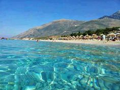 Awesome Picture of Dhermi Beach in Albania