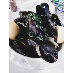 Mussels! #RakiRestaurant Photo credits: @srslyhey
