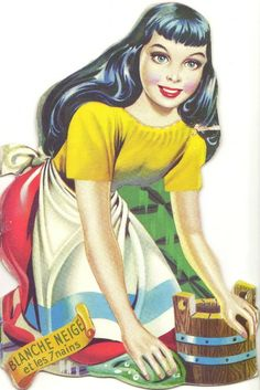 1000 images about blanche neige on pinterest snow white for Miroir miroir blanche neige