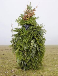 French photographer Charles Fréger's 'Wilder Mann' series. Amazing images capturing Pagan rituals across Europe