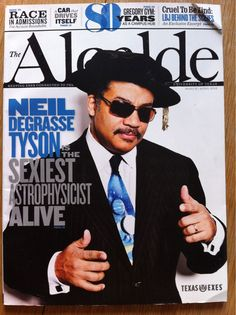 Neil deGrasse Tyson Is Officially The Sexiest Astrophysicist Alive – Stephen Hawking Unimpressed