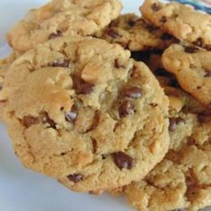 Easy, Chewy Flourless Peanut Butter Cookies - Allrecipes.com