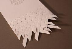 Invitation design proposal for the opening of Bottega Veneta's flagship store in Barcelona.