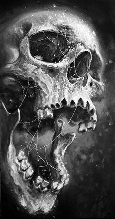 Pirate Skull Tattoos, Pirate Ship Tattoos, Feminine Skull Tattoos, Floral Thigh Tattoos, Skull Tattoo Design, Skull Design, Tatoo Art, Tattoo Drawings, Cyborg Tattoo