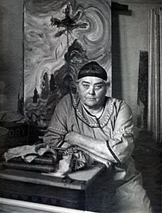 Happy Birthday, Emily Carr, Canadian modernist painter, The Group of Seven, Tom Thomson, Canadian Painters, Canadian Artists, Country Artists, Emily Carr Paintings, Gottfried Helnwein, Impressionist Paintings, Group Of Seven, Portraits