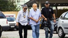 Ex-presidente Lula é preso pela Polícia Federal