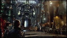 """The story of """"Pacific Rim"""" is told on an epic scale, where 250-foot tall combat mechs battle similarly sized giant alien monsters in the ocean off of the coast of major cities, and when that fails, in the cities themselves. Scale is a recurring theme throughout the film, where a large threat is countered with a large response, making humans tiny in this new out scale world.  ILM's visual effects team discusses the design, effects and animation of these incredible machines in this video…"""