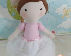 Boneca naninha Bailarina