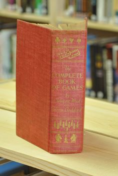 The Complete Book of Games