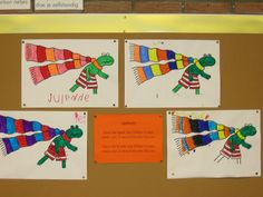 kikker met sjaal Winter Project, Winter Theme, Preschool, Crafts, Activities, Winter Time, Reading, Winter, Manualidades
