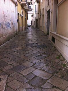 beautiful streets of Nardó center