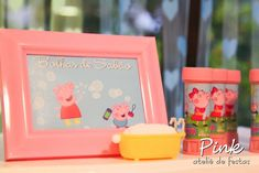 Peppa Pig Birthday Party Ideas   Photo 2 of 146   Catch My Party