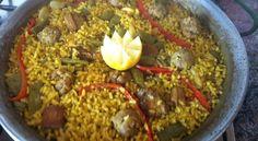 Receta del Arroz con Mandonguilles ¡Buenísimo!  http://www.alliolialicante.com/recetas-tradicionales-alicantinas/recetas-de-platos-alicantinos/arroz-con-mandonguilles.html