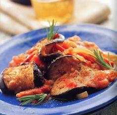Hybrid Rasta Mama: Two Jamaican Recipes - Ital Curry Eggplant Rundown and Carrot Sweet Potato Casserole
