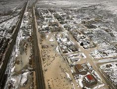 [FOTOS] Revienta presa en Nevada causando graves inundaciones...