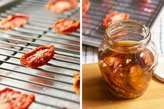 Haal Italië in je huis met zelfgemaakte (!) zongedroogde tomaatjes -