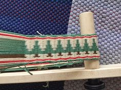 I have a very nice tradition - a new loom for a new year! This year I was blessed with Schacht Inkle loom. It was a kit from Woolery with. Card Weaving, Weaving Art, Loom Weaving, Inkle Weaving Patterns, Loom Patterns, Inkle Loom, Weaving Projects, Textile Jewelry, Fabric Beads