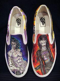 Anita Blake Shoes