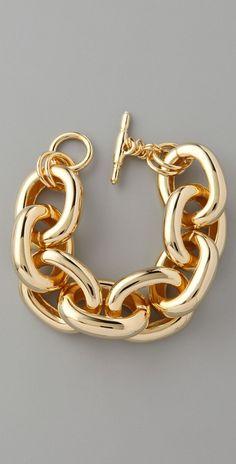 Gold Bracelet....Hadley Emerson