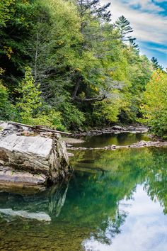 Found this little swimming hole in rural West Virginia on one of our scenic drives. See this and more in our scenic drive planner.