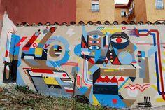 Nelio + Ring + Kid Chalao + Ruina, Madrid