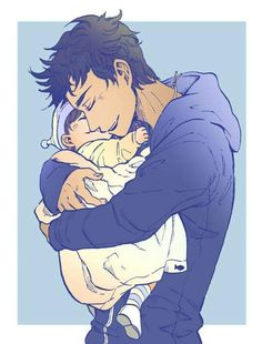 Percy and his baby sister oh my gosh! this so cute! I'm crying!!