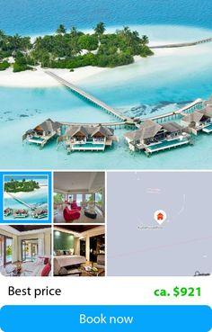 Per Aquum Niyama (Southern Nilandhe Atoll, Maldives) – Book this hotel at the cheapest price on sefibo.