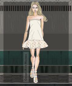 Auriele (desenhos de Moda): Especial SPFW verão 2014 COLCCI