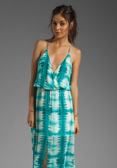 02521e2b55543 Shop for Rory Beca Hess Drape Gown in Lily at REVOLVE. Free day shipping  and returns