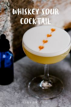 We love a #classic #whiskey cocktail