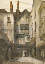 London in the early 19th century (great text)