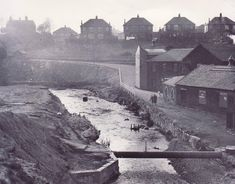 Bradshaw Brook photo from the Bolton News. Sunderland, Small Towns, North West, The Past, England, Memories, News, Memoirs, Souvenirs