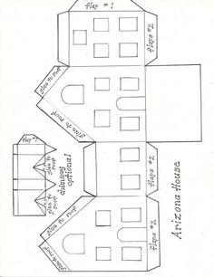 My Arizona House pattern.