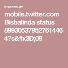 mobile.twitter.com Bisbalinda status 899305379527614464?s=09