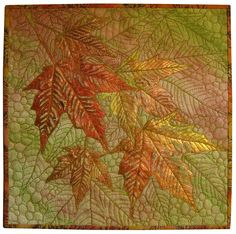 artistic quilts | ... embellishments for art quilts, artists trading cards and postcards