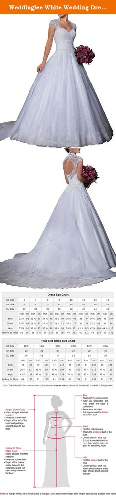 """Weddinglee White Wedding Dresses 2017 for Women Lace Sweetheart Ball Gown. Weddinglee Dress Wedding Women White Wedding Dresses 2017 for Women Delicate Lace Bride Wedding Dress Sweetheart Cap Sleeve Ball Gown Backless Weddinglee is a professional designer and manufacturer for wedding dresses and prom dresses and committed to providing each customer with the highest standard of customer service. We put """"Customer Satisfaction"""" into reality in the course of business, and into every detail of..."""