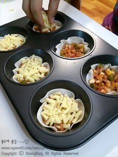 A Food, Food And Drink, Cooking With Kids, Korean Food, Macaroni And Cheese, Oven, Lunch, Bread, Dishes