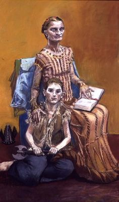 art of the beautiful-grotesque: The Art of Paula Rego Portuguese Culture, St Margaret, A Level Art, Fine Art, Figurative Art, Dark Art, Painting & Drawing, Contemporary Art, Sketches