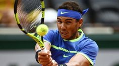 #tennis #news  Ruthless Nadal races to third-round win