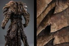 The Hobbit: The Desolation of Smaug - Hunter Orc Armour Weta Workshops