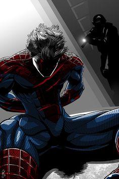 The Amazing Spider-Man Unmasked