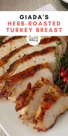 Giada Recipes, Fall Recipes, Cooking Recipes, Chef Recipes, Yummy Recipes, Classic Thanksgiving Menu, Thanksgiving Celebration, Thanksgiving Feast, Good Food