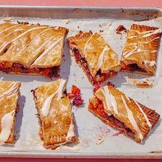Pie Recipes, Dessert Recipes, Cooking Recipes, Delicious Recipes, Easy Recipes, No Bake Desserts, Slab Pie, Dried Apricots, Dried Fruit