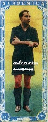 ASSOCIAÇÃO ACADÉMICA DE COIMBRA - 1955/1956
