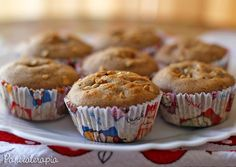 Cupcake de Castanha de Caju